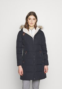 Lauren Ralph Lauren - HAND TRIM  - Down coat - dark navy - 0