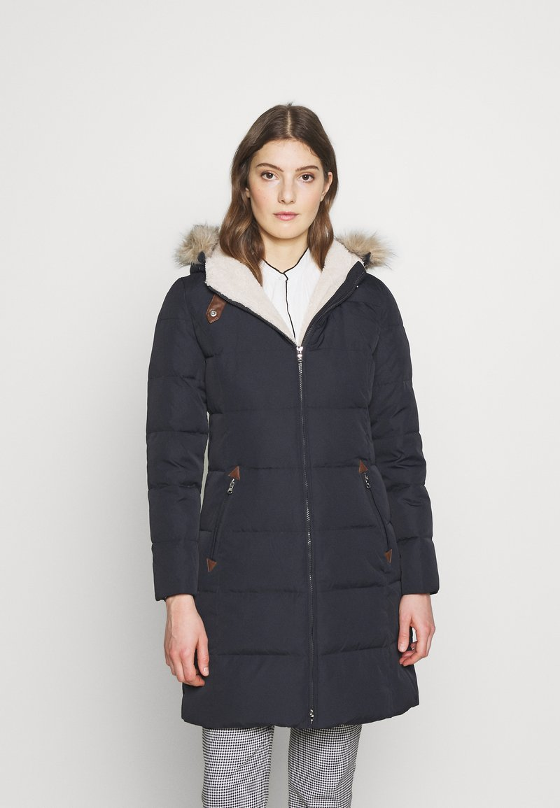 Lauren Ralph Lauren - HAND TRIM  - Down coat - dark navy