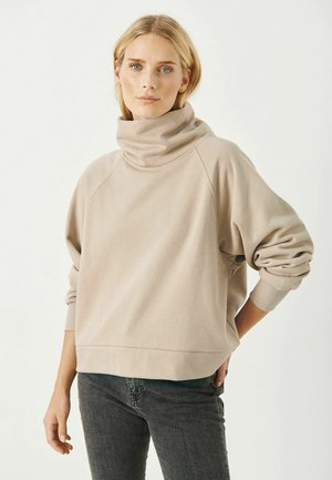 LUKAPW SW - Jumper - simply taupe