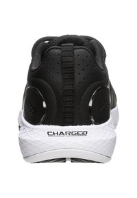 Under Armour - CHARGED COMMIT TR  - Sportovní boty - black/white - 3