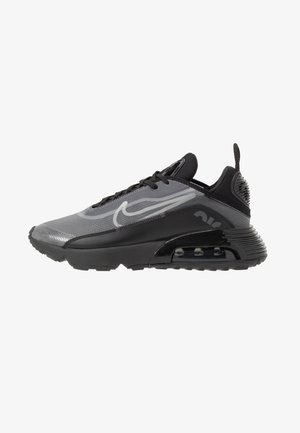 AIR MAX 2090 - Sneakersy niskie - black/white/wolf grey/anthracite/reflect silver