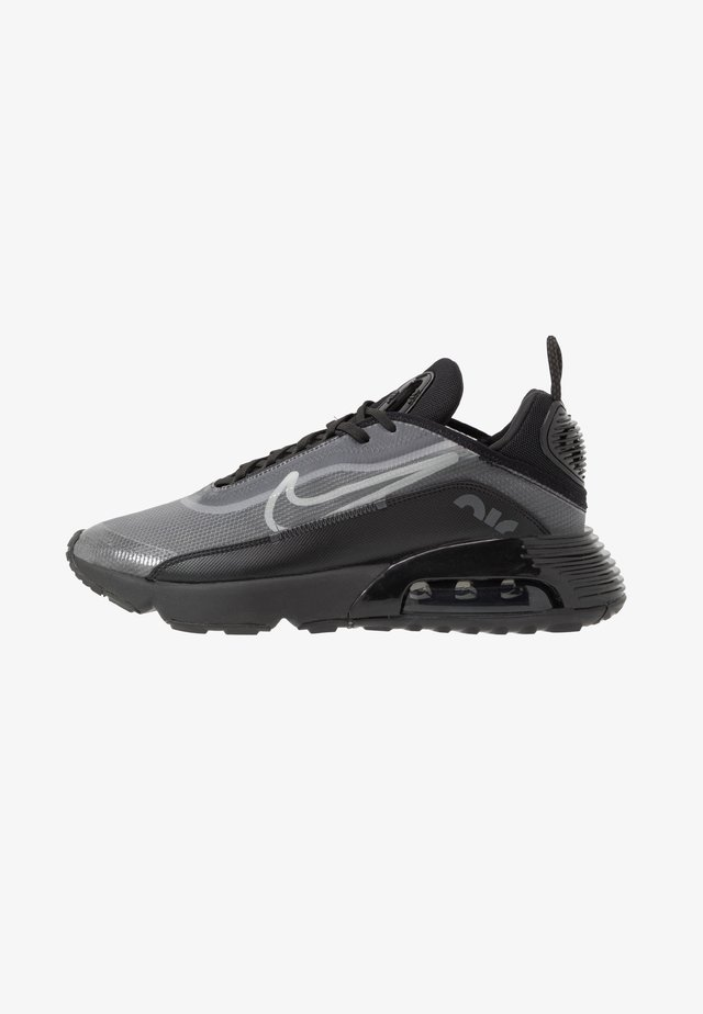 AIR MAX 2090 - Zapatillas - black/white/wolf grey/anthracite/reflect silver