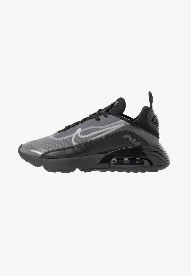 Nike Sportswear - AIR MAX 2090 - Zapatillas - black/white/wolf grey/anthracite/reflect silver