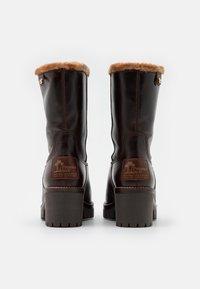 Panama Jack - PIOLA BROOKLYN - Kotníkové boty - marron/brown - 3