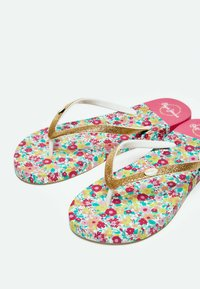 Pepe Jeans - T-bar sandals - gold - 4
