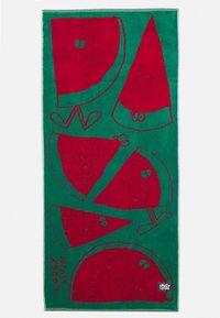 Lousy Livin Underwear - TOWEL MELONS UNISEX - Beach accessory - green - 0