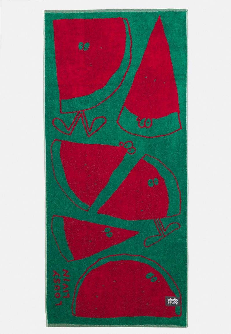 Lousy Livin Underwear - TOWEL MELONS UNISEX - Beach accessory - green