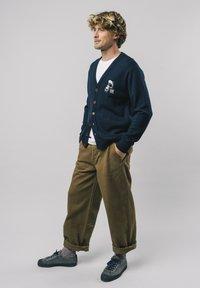 Brava Fabrics - Cardigan - blue - 1