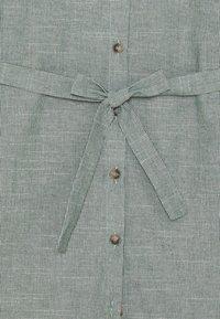 Grunt - CAMILLE DRESS - Shirt dress - green - 2