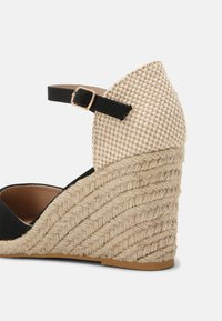 Anna Field Wide Fit - Wedges - black - 5
