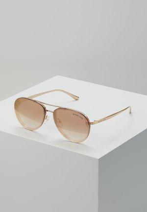 Okulary przeciwsłoneczne - milky peach