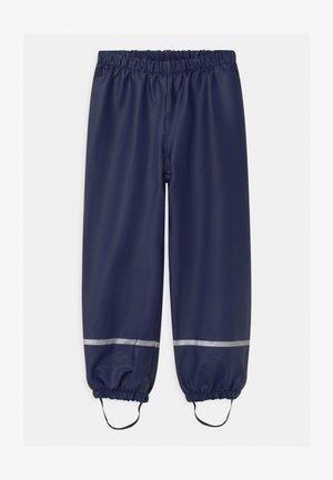 POWAI UNISEX - Rain trousers - dark navy