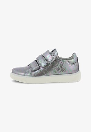 STREET TRAY K QUICK FASTE - Trainers - silver iridescent