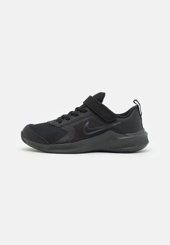 DOWNSHIFTER 11 UNISEX - Neutral running shoes - black/dark smoke grey
