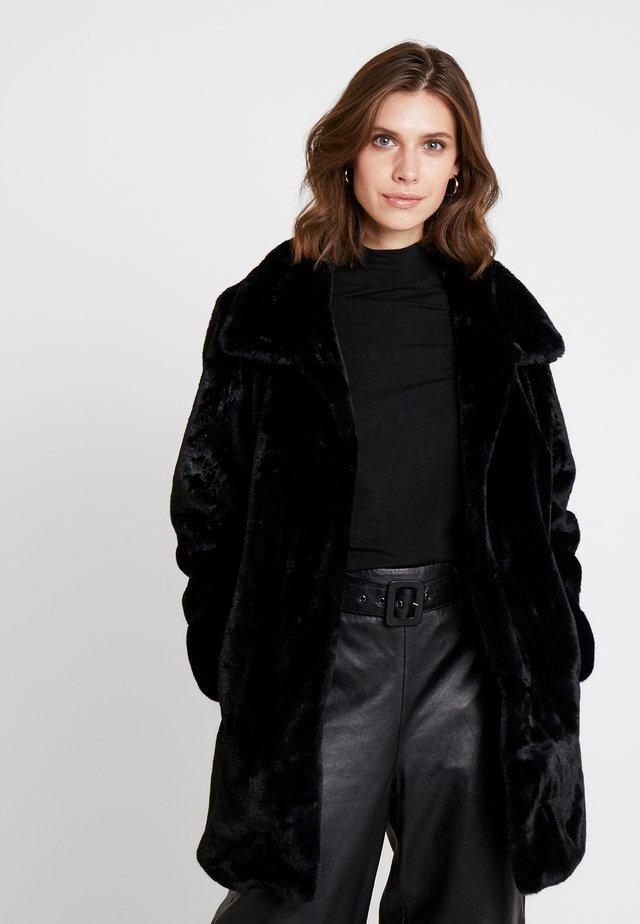 LUNA - Veste d'hiver - noir