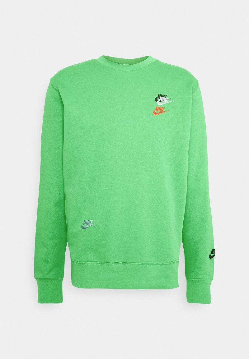 Nike Sportswear - Sweatshirt - light green spark