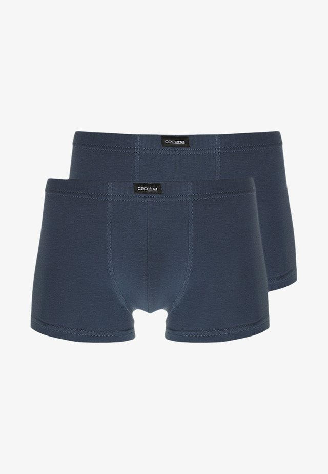 PANTS 2 PACK - Boxerky - midnight blue