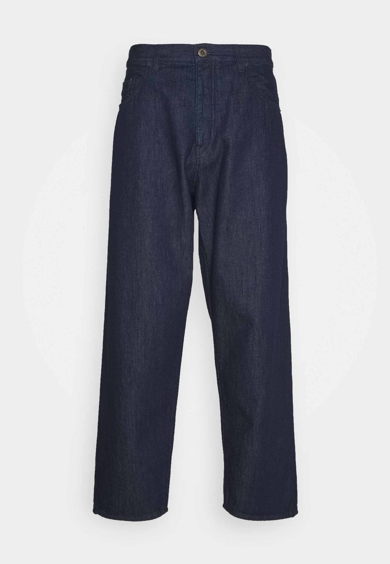 Emporio Armani - Relaxed fit jeans - blue