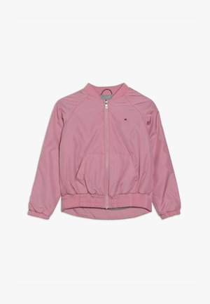 ESSENTIAL TAPE JACKET - Light jacket - pink