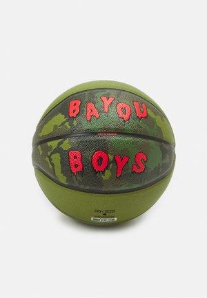 ALL COURT WILLIAMSON DEFLATED UNISEX - Basketbal - asparagus/black/university red/university red