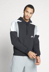 Nike Sportswear - Felpa con cappuccio - black - 0