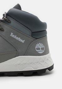 Timberland - BROOKLYN EURO SPRINT - Sneaker high - medium grey - 5