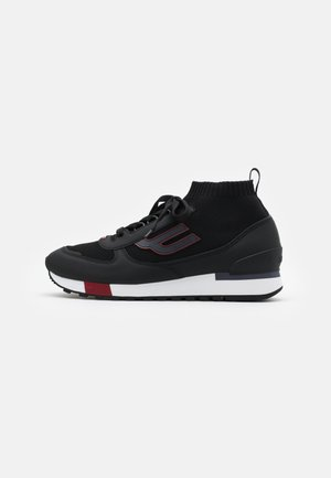 GINY - High-top trainers - black