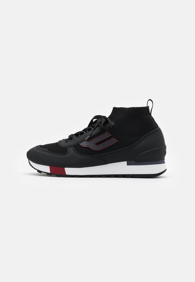 Bally - GINY - High-top trainers - black