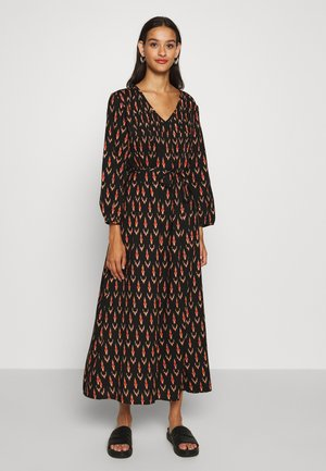 ONLSPELL MIDI DRESS - Robe d'été - black