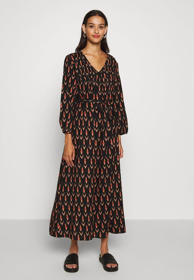 ONLSPELL MIDI DRESS - Day dress - black
