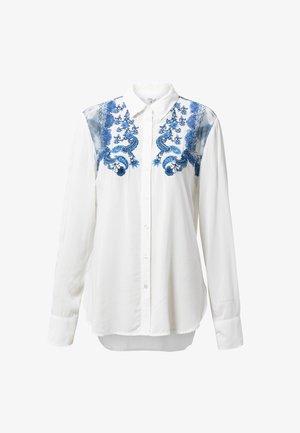BARCINO - Skjortebluser - white