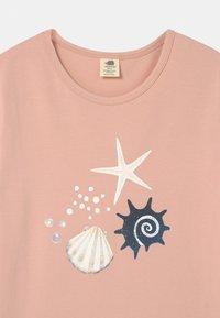 Walkiddy - SWAN AND SHELLS 2 PACK - Camiseta estampada - pink - 3
