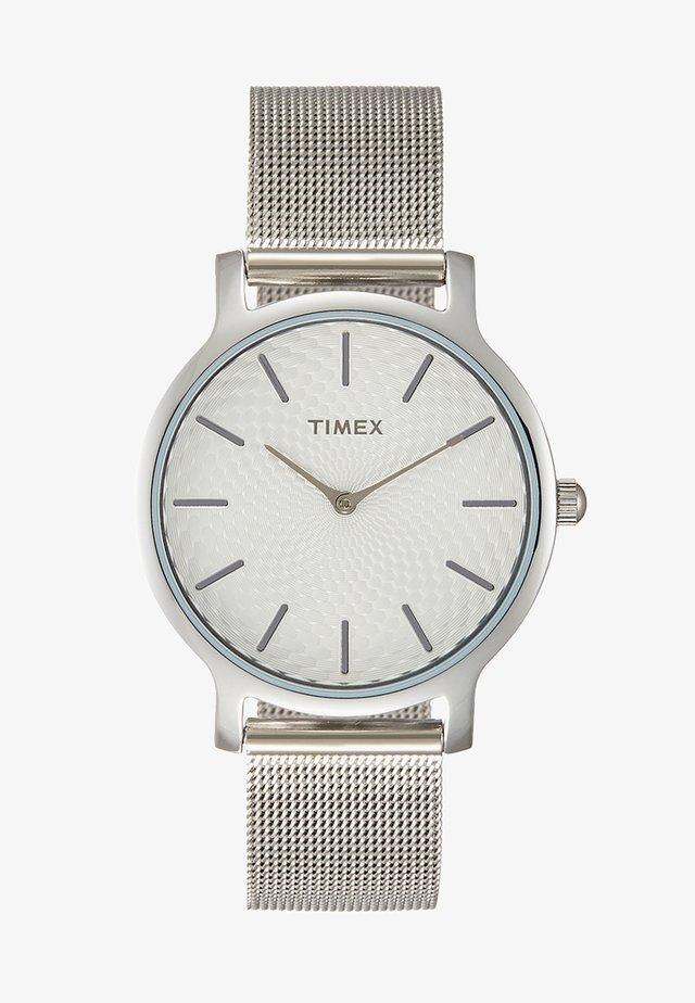 SKYLINE - Horloge - silver-coloured