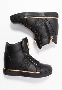Guess - FREETA - Sneakers high - black - 3