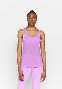 Nike Performance - BREATHE TANK COOL - Top - fuchsia glow - 0