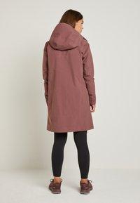 Arc'teryx - SANDRA COAT WOMEN'S - Waterproof jacket - inertia heather - 2