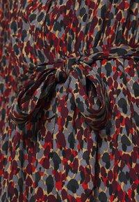 Fabienne Chapot - COUNTRY DRESS - Skjortekjole - rust/bordeaux - 5