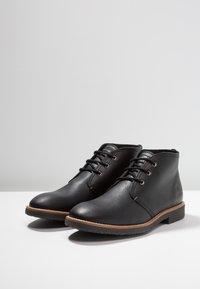 Panama Jack - GAEL  - Casual lace-ups - black - 2