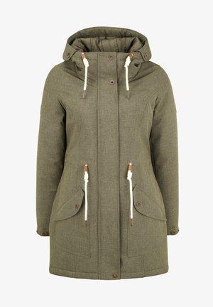 MELLY - Zimní kabát - dusty olive