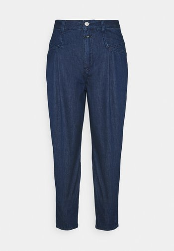 PEARL - Relaxed fit jeans - dark blue