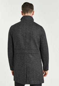 Next - FUNNEL NECK - Short coat - grey - 1