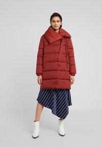 HUGO - FASALLI - Winter coat - rust copper - 0
