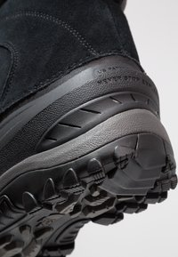 The North Face - CHILKAT III - Winter boots - black/dark gull grey - 5