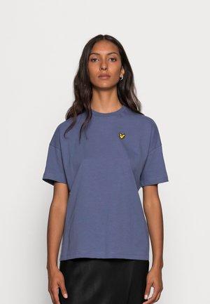 T-shirt - bas - nightshade blue