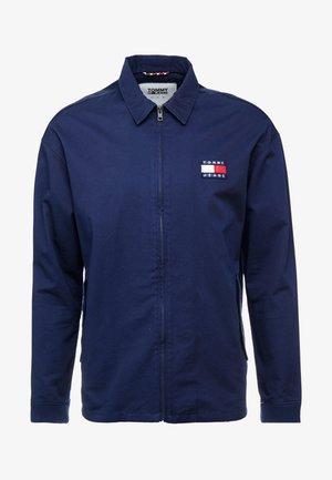 CASUAL JACKET - Summer jacket - twilight navy
