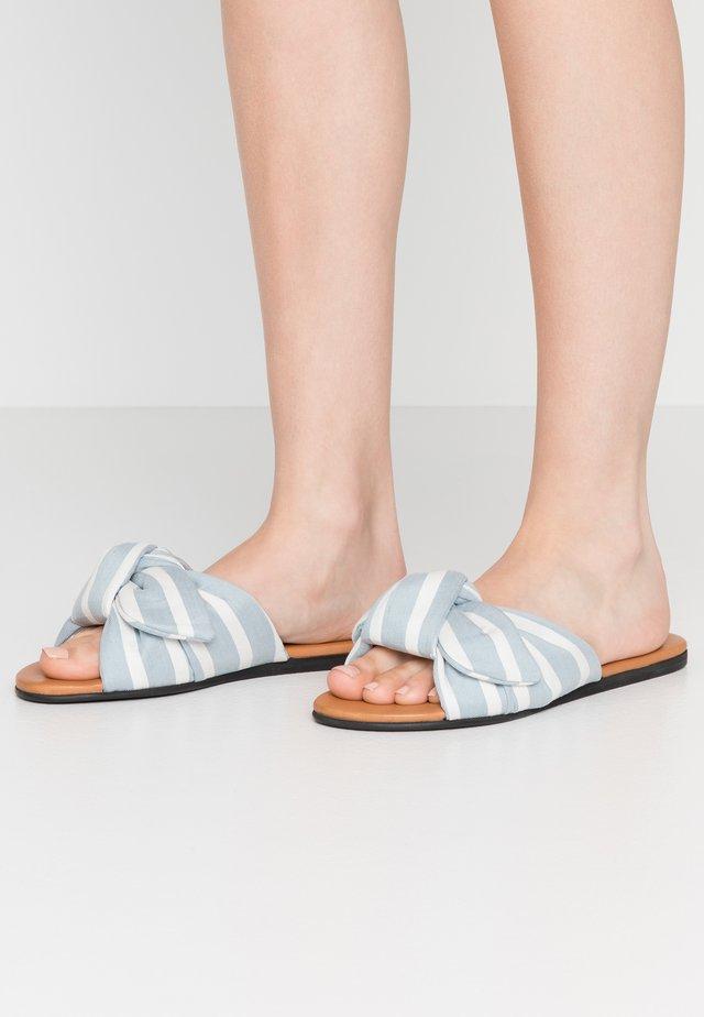 FREESO - Pantolette flach - tourmaline