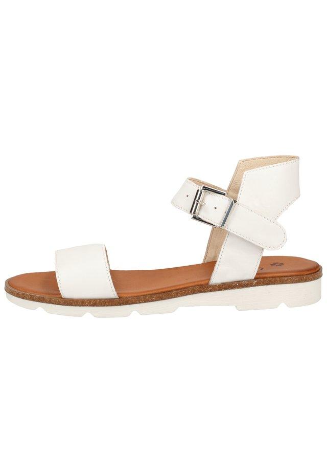 ILC SANDALEN - Sandals - white/white 02.02