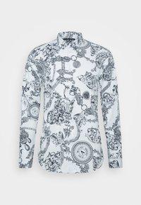 PRINT REGALIA BAROQUE - Shirt - bianco
