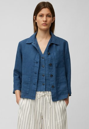 Kurtka jeansowa - lake blue