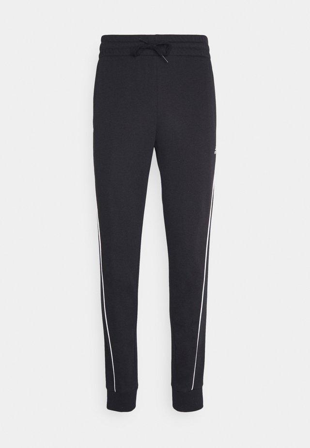 FAVS  - Pantaloni sportivi - black/white
